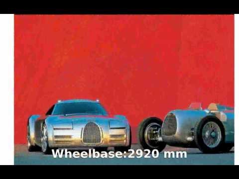 2000 Audi Rosemeyer - Review
