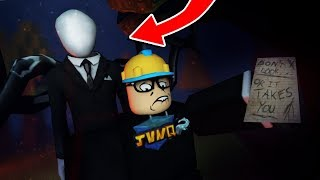SLENDER is the WORST POSSIBLE PERSON l ROBLOX
