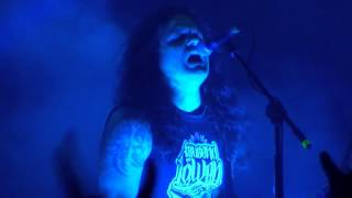 Kreator - Choir of the Damned + Enemy Of God (live in Minsk - 08.12.15)