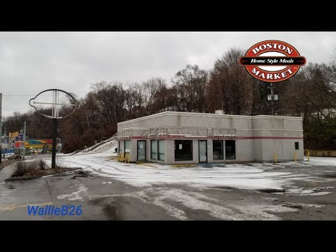 Abandoned Boston Market West Mifflin, Pa