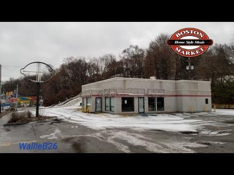 Abandoned Boston Market West Mifflin, Pa