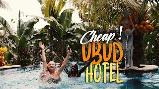 Gambar cover LUXURIOUS (and cheap) HOTEL IN UBUD! TOUR |  Bali Part Five