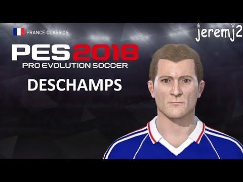 D. DESCHAMPS Face