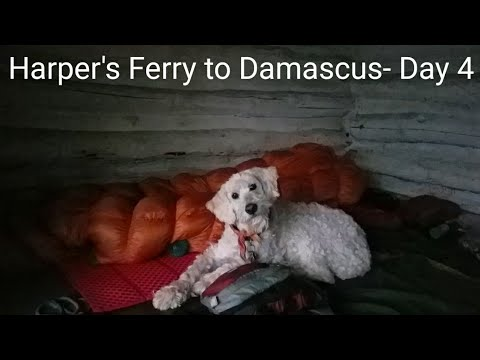 Harper's Ferry to Damascus- Day 4 Appalachian Trail 2018