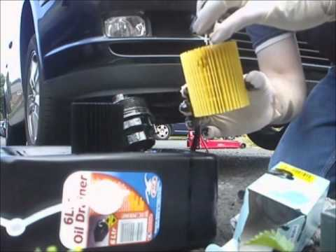 Toyota D4d Fuel Filter Replacment Doovi