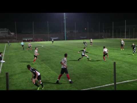 PSC Malta Showcase Tour 2017: v Hibernians F.C. U21s (First Half)