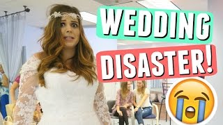 WEDDING PLANNING DISASTER.... I Don't Know How We Got to This Point...