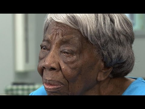 Jenni Chase - DC's favorite centenarian just turned 110 years old!
