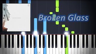 Kygo & Kim Petras - Broken Glass (Piano Cover+MIDI+Sheets)|Magic Hands