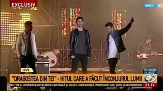 O-Zone - Dragostea Din Tei LIVE Ziua Europei Bucuresti 2017 (Reunirea Trupei)