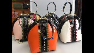 New! Маленькая лакированная сумочка - видео обзор