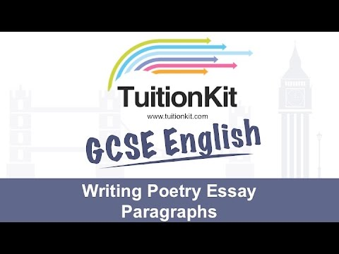 HELP i need a 5 paragraph essay on ANY poem PLZ HELP!!!?