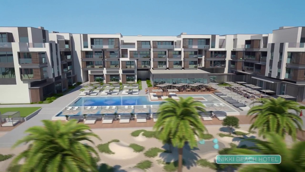 Nikki Beach Residences Pearl Jumeirah Dubai