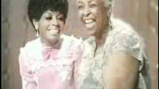 Diana Ross & Ethel Waters