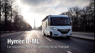 Hymer B MasterLine: les nouveaux camping-cars haut de gamme de la marque