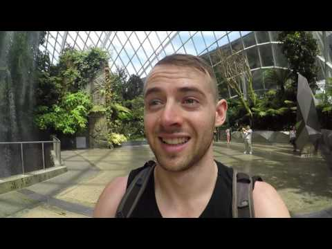 Australia to Singapore - The Journey begins - Vlog 1
