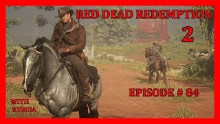 Red Dead Redemption 2 Walkthrough Part 84 - It's ALIVE! (HD Let's Play By Xeriua)