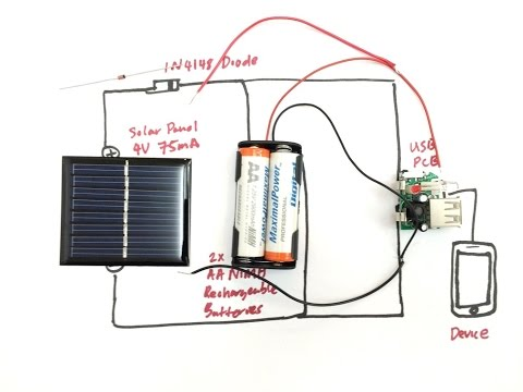 Watch on solar panels circuit diagram 2