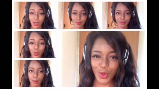 Pharrell Williams - Happy / Bill Withers - Lovely Day (Acapella by Viv May)