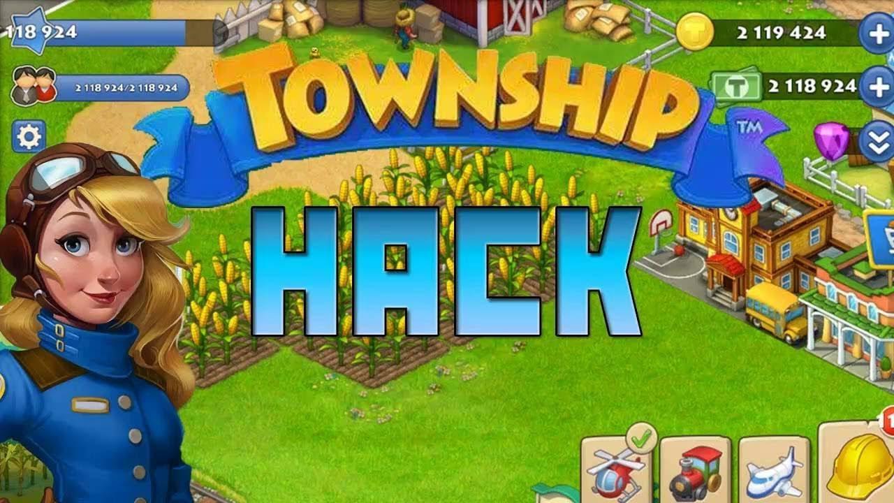 Hướng dẫn tải TOWNSHIP HACK