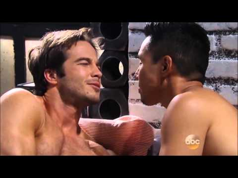 Brucas kisses from 2014 - with slo-mo