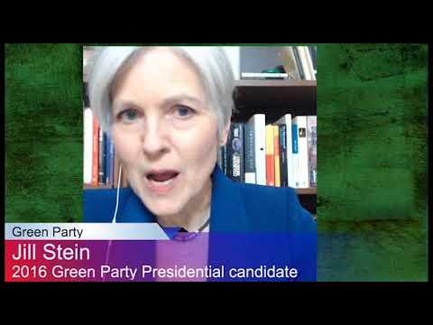 Green Party SOTU response