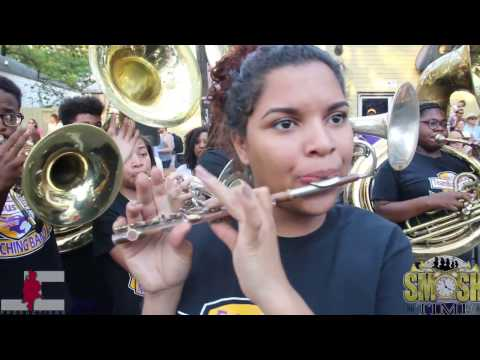 "Edna Karr High  ""Instruments A Comin"" Performance (Tipitinas) 2017"