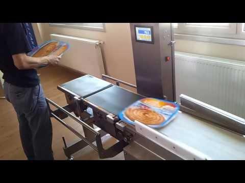 Cas Turkey - Industrial Check Weigher II