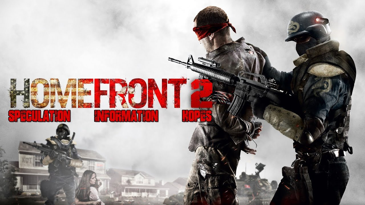 HomeFront 20   Release For 20014   What we know, and what we expect