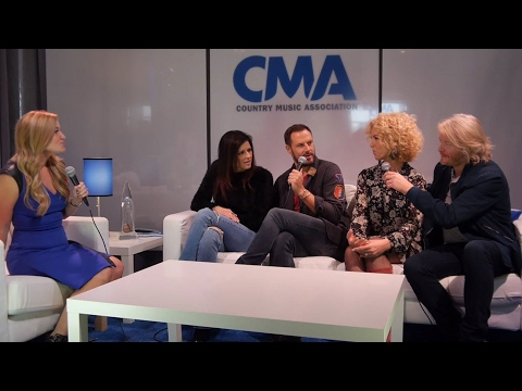 Little Big Town CMA Awards Radio Remote Interview   CMA Awards 2015   CMA