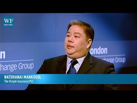 Viriyah Insurance PLC on exciting developments in the Thai insurance industry | World Finance Videos