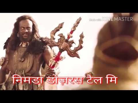 कालिकेय का डायलाग हिन्दी मे Bahubali kalikeya dialogue full of humer
