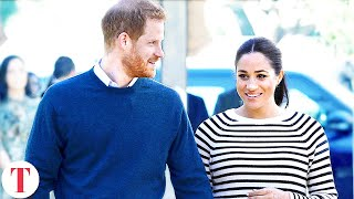Meghan Markle And Prince Harry Baby Secrets
