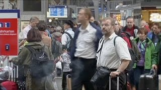 Германия: бастуют все!