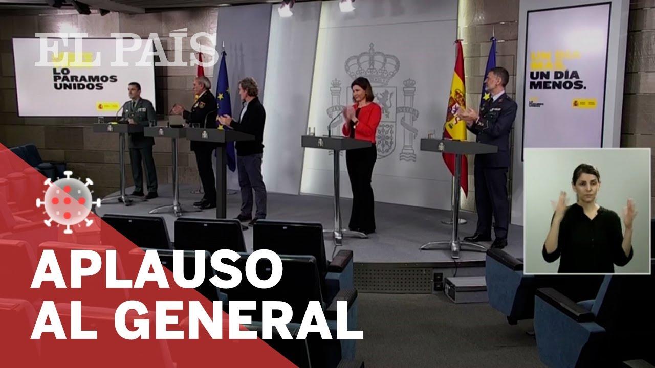 José Manuel Santiago: El general de la Guardia Civil, sobre la ...