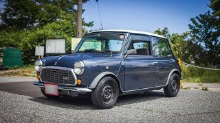 1989 Rover Mini - Cheapest one we got! - Walk-Around and Test Drive