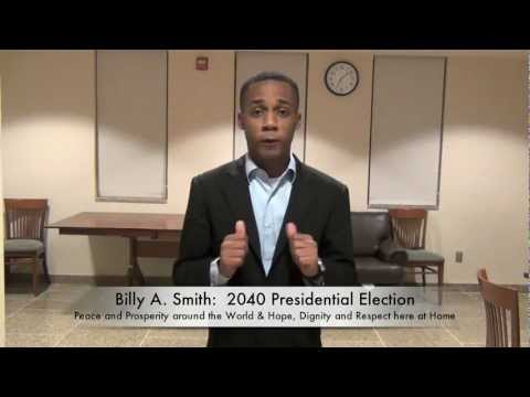 2040: 28 Year JOURNEY to running for President of the United States
