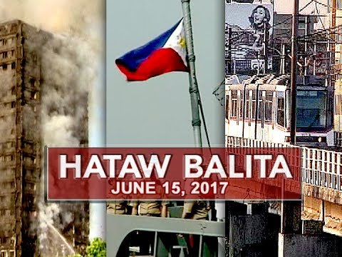 UNTV: Hataw Balita (June 12, 2017)