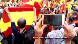 12/1072018 Asi se celebraba en Barcelona, el día de la Hispanidad