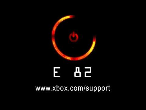 Circulo de la muerte en XBOX 360 Slim - E 82