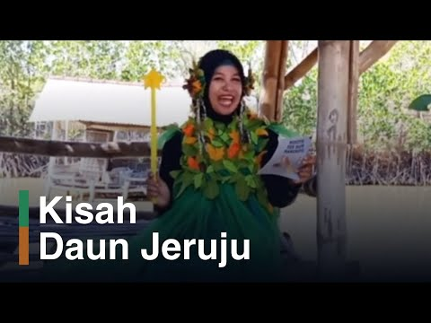 Arum Puspitasari: Memetik Teh Daun Mangrove   #KC2019 #KeSEMaTCOMPETITION2019 #MatKesem