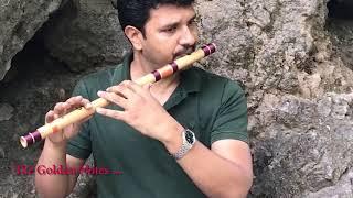 Ye Dil Aur Unki Nigahon ke saye-The Golden Notes- Flute-Sachin Jain