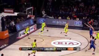 17.04.2019 / Anadolu Efes - Barcelona Lassa / Shane Larkin