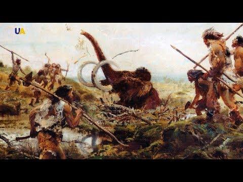 Как я охотился на мамонта