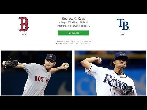 top-mlb-pick-boston-red-sox-vs-tampa-bay-3/29/18-baseball-opening-day