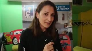 """Luana e Francesco dell'Airc Vasto: """"Battere il cancro con la ricerca si può"""""""