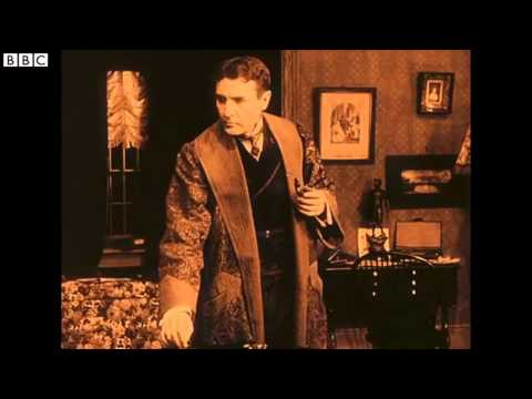 Sherlock Holmes 1916. William Gillette. All published segments. May 2015