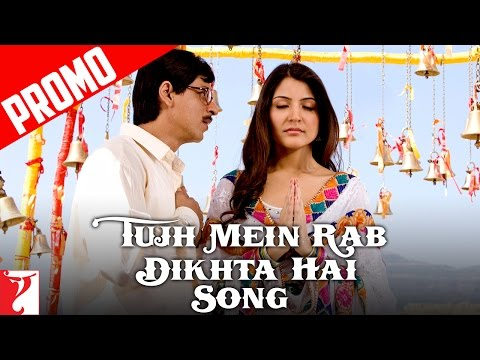 Song Promo | Tujh Mein Rab Dikhta Hai | Rab Ne Bana Di Jodi | Shah Rukh Khan | Anushka Sharma