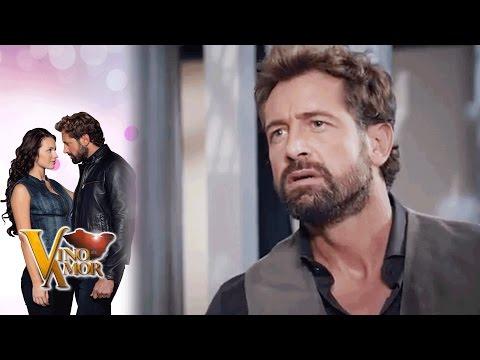 David se entera que Fernanda y Tano andan juntos | Vino el amor - Televisa