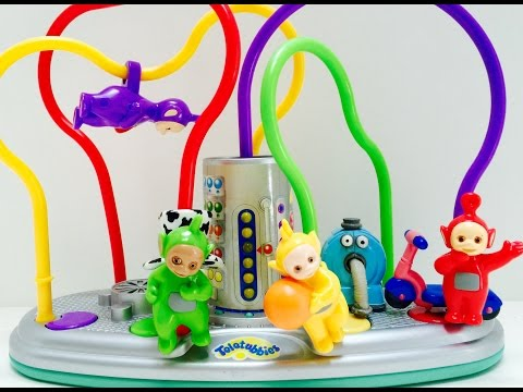 Teletubbies Musical Button Bead Toy